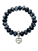 Fiorelli Blue Beaded Bracelet