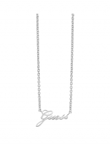 Guess Rhodium  necklace