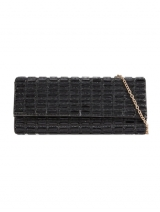 Jewel Embellished Party Clutch