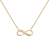 Merci  Infinity Necklace
