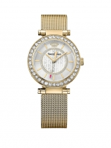 Tone Mesh Bracelet Ladies Watch