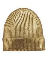 Metallic Beanie Hat