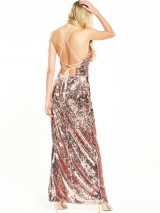 Dress - Rose Gold