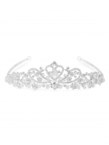 Diamanté Tiara
