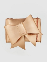 Oversized Bow Clutch