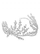 Crystal Wave Tiara